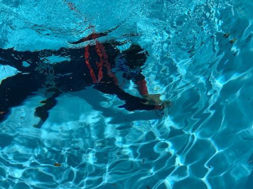 Obturation et Investigation Piscine en plongee