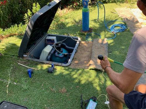 Inspection Local Technique Cavalaire - Golfe Detection