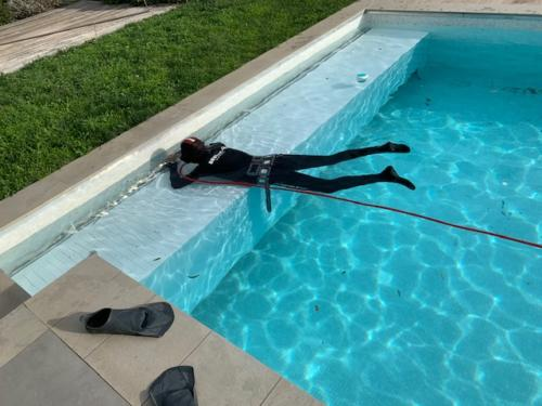 Inspection Piscine