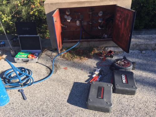 Recherche fuite d'eau traçage plus recherche au gaz traceur - Golfe Detection